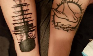 Tattoo small sailing boat boys on pigeon tattoo small sailing ship pictures